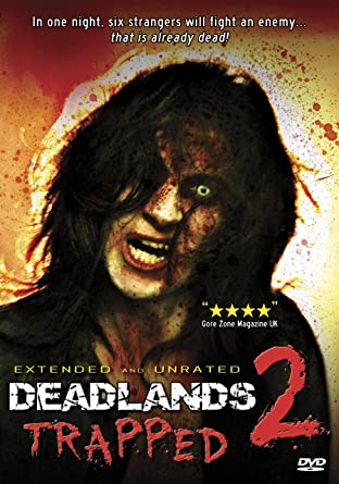 Amazon Deadlands 2 Trapped Extended Unrated Jim Krut