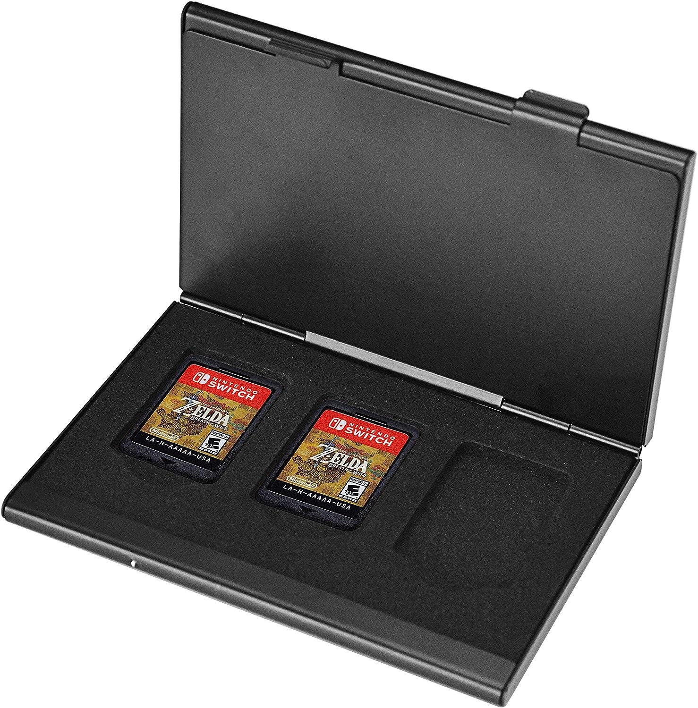 NEWZEROL Estuche Premium para Compatible con Nintendo Switch ...