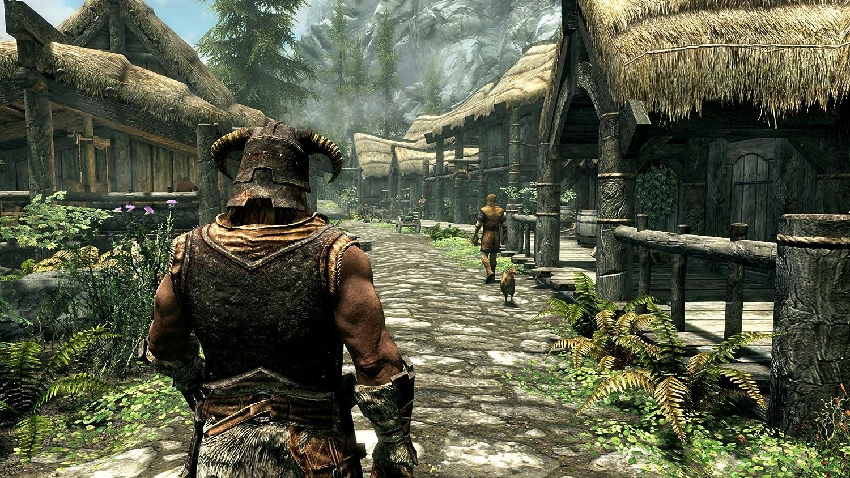 Elder Scrolls V: Skyrim Special Edition (xbox One): Amazon: Pc &  Video Games