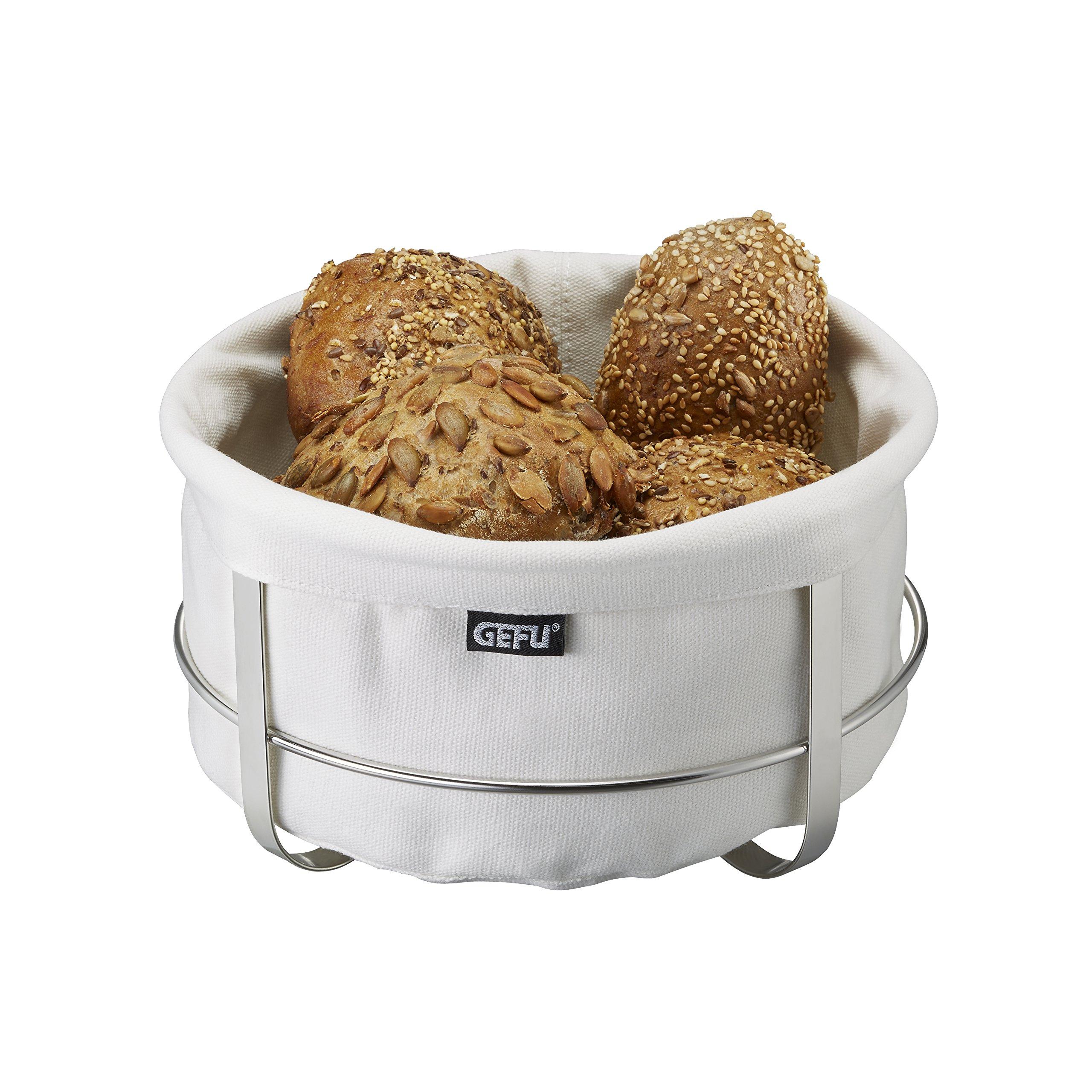 GEFU Bread Basket White
