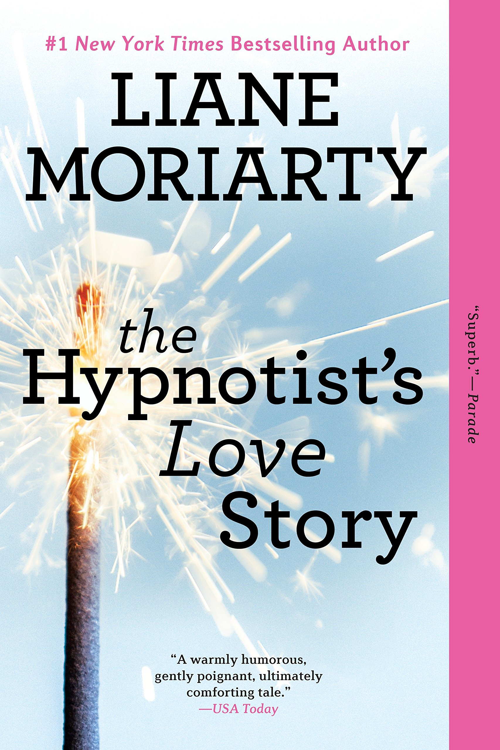 The Hypnotist's Love Story: Moriarty, Liane: 8601400277294: Amazon.com:  Books