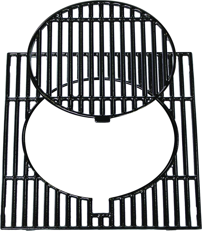 CAMPINGAZ 2000031497 Rejilla Modular culinario Mate Negro 39 x 2 x 43 cm