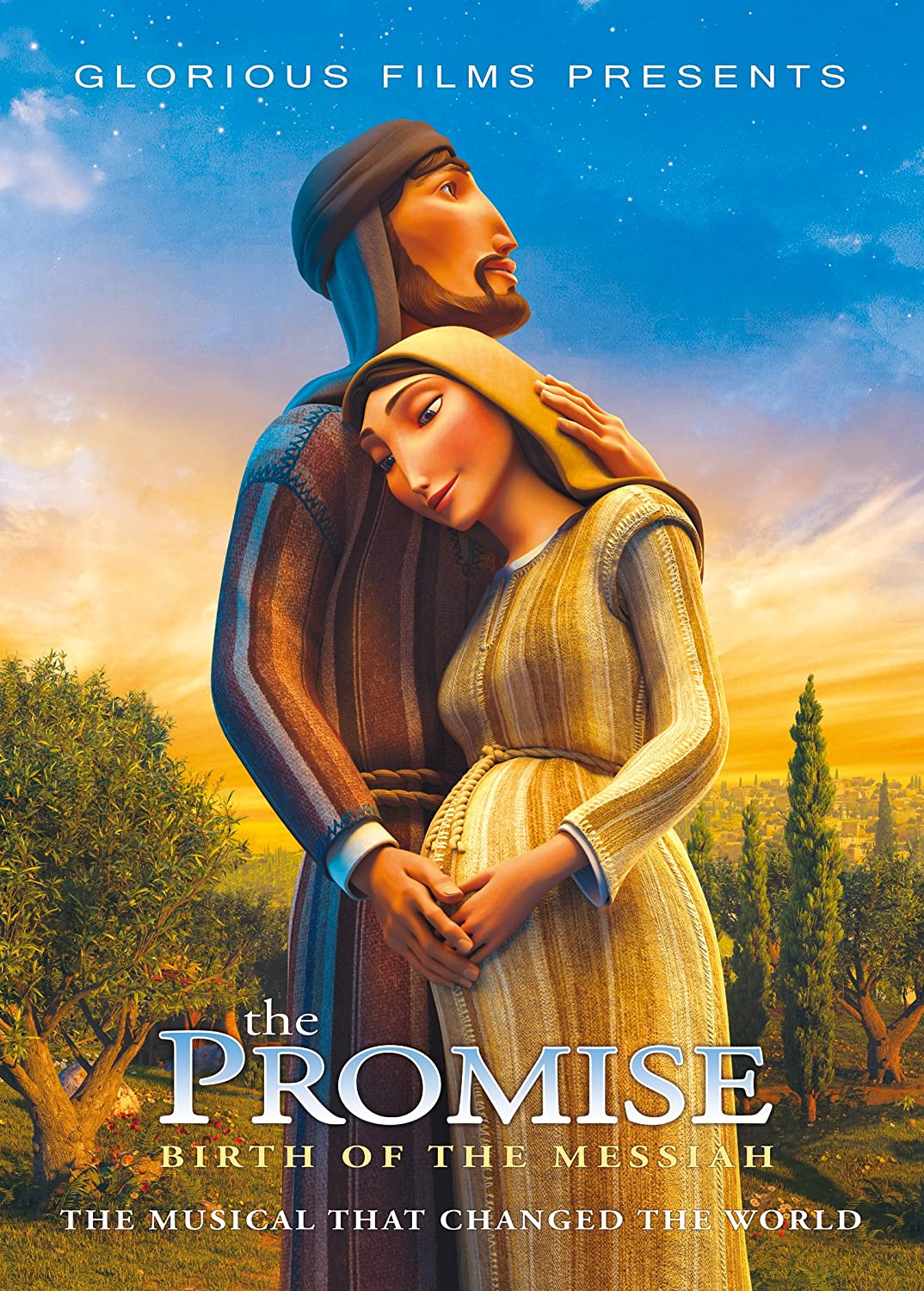 amazon com the promise birth of the messiah the animated