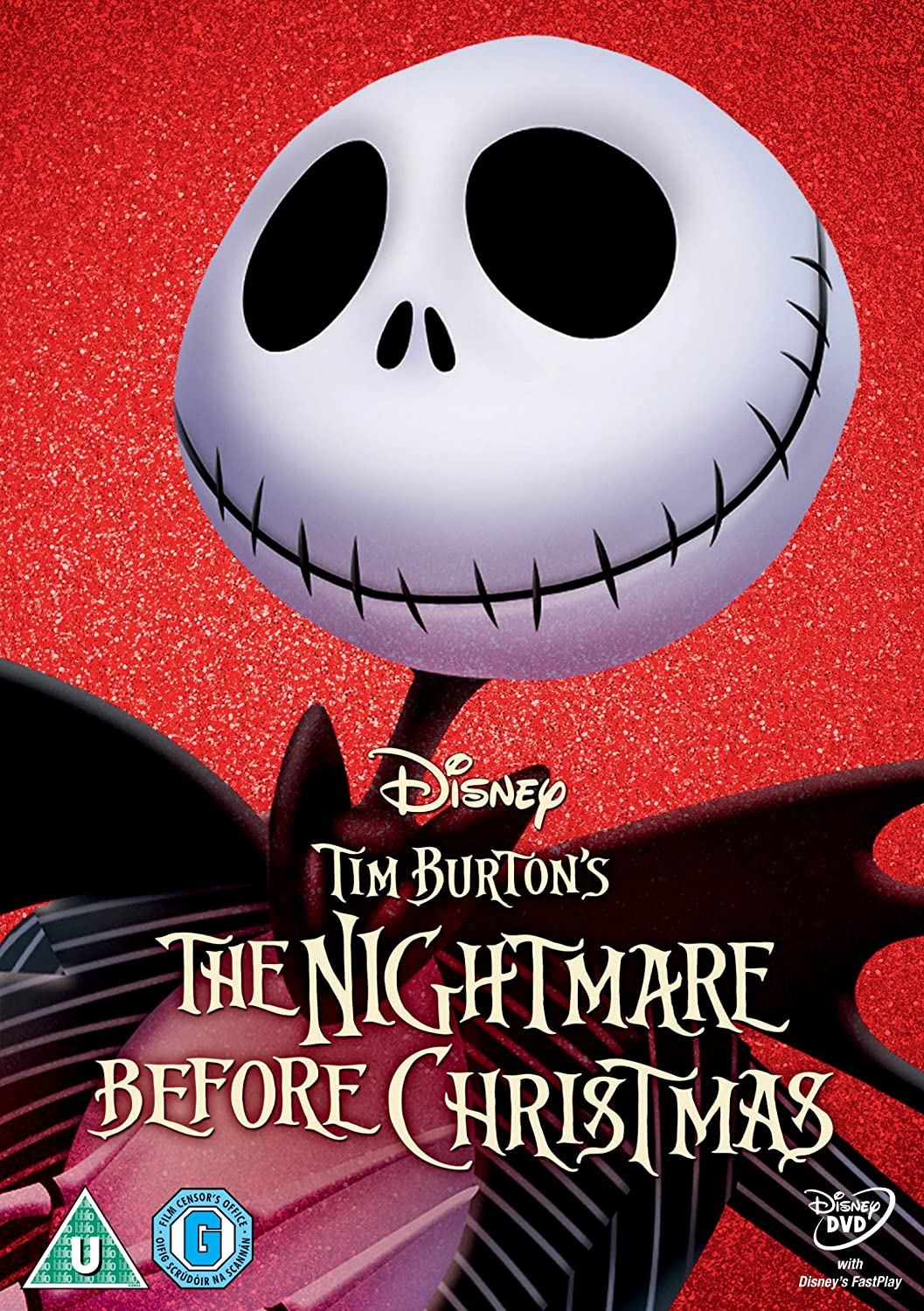 The Nightmare Before Christmas [1994] [DVD]: Amazon.co.uk: Danny ...