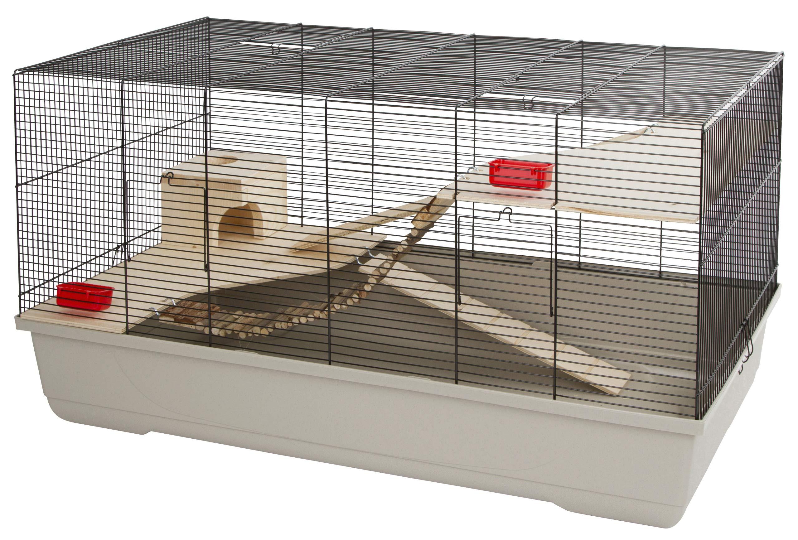 Kerbl Small Animal Cage Gabbia Hamster, 53 x 100 cm