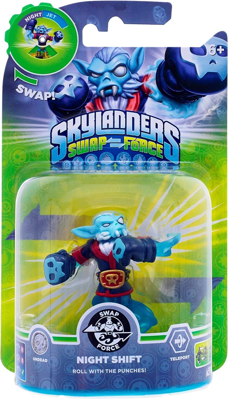 Figura Skylanders Swap Force: Night Shift