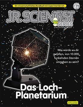 Planetario Kit de armado con libro Cielo estrellado Proyector ...