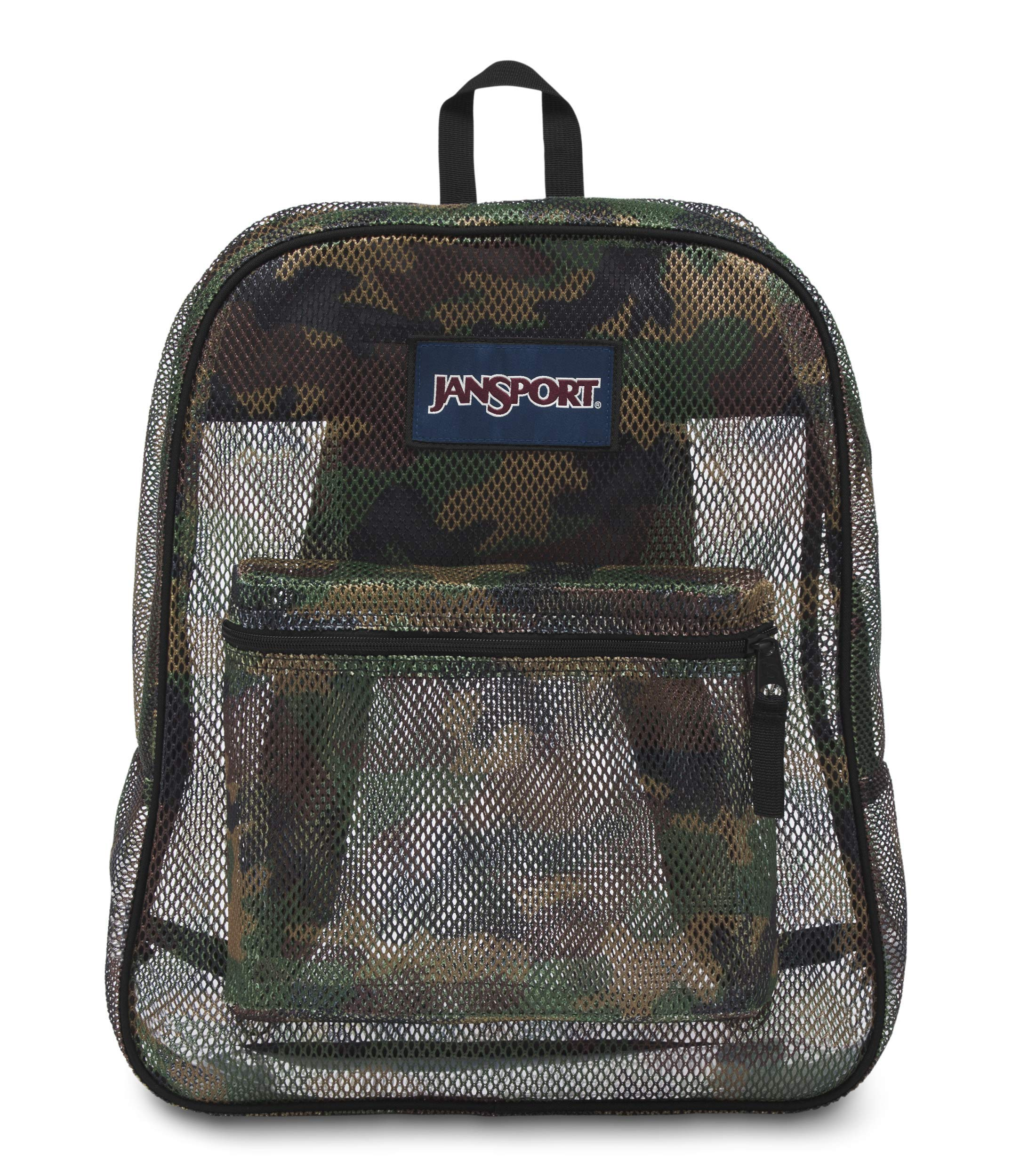 JanSport Mesh Pack Backpack Surplus Camo
