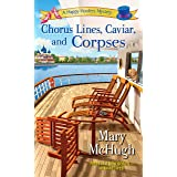 Chorus Lines, Caviar, and Corpses (A Happy Hoofers Mystery Book 1)
