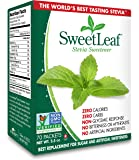 SweetLeaf Natural Stevia Sweetener, 70 Count