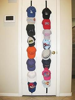 Superbe Bloodline Sports Hat Rack 2.0 Baseball Hat Storage 2 Pack Cap Rack
