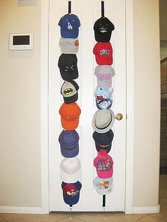 Charming Bloodline Sports Hat Rack 2.0 Baseball Hat Storage 2 Pack Cap Rack