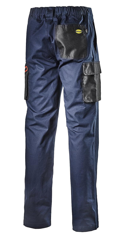 Pantalone da lavoro in cotone elasticizzato Diadora Utility Cargo Stretch 172114