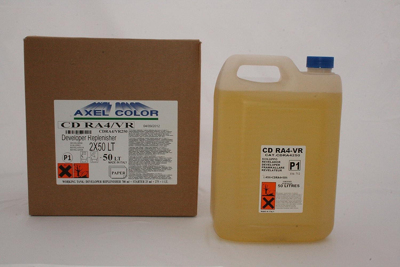 デベロッパー互換Kodak Prime SP 108 ml/m2 6X10 VR   B0716SBTKR