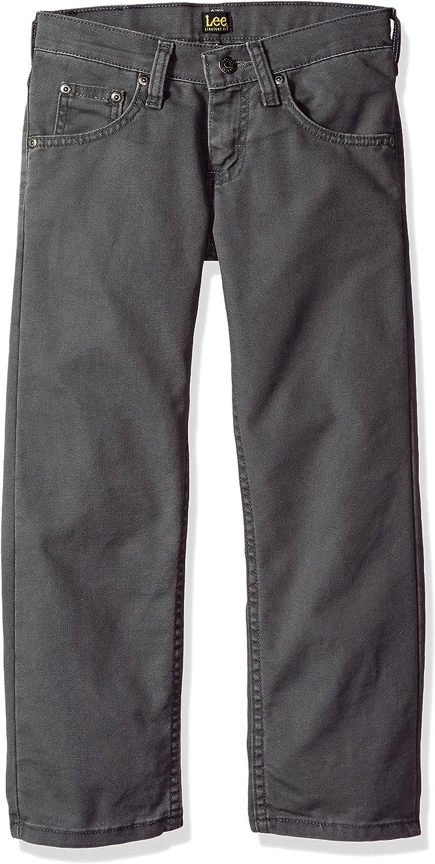 LEE Boys' Premium Select Fit Straight Leg Jean