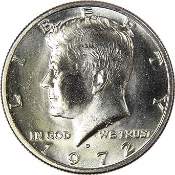 1999-P  GEM  BU  Mint State Kennedy US Half Dollar Coin