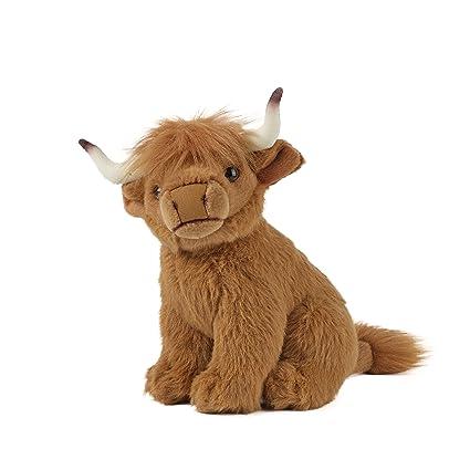 Amazon Com Highland Cow Small Toys Games
