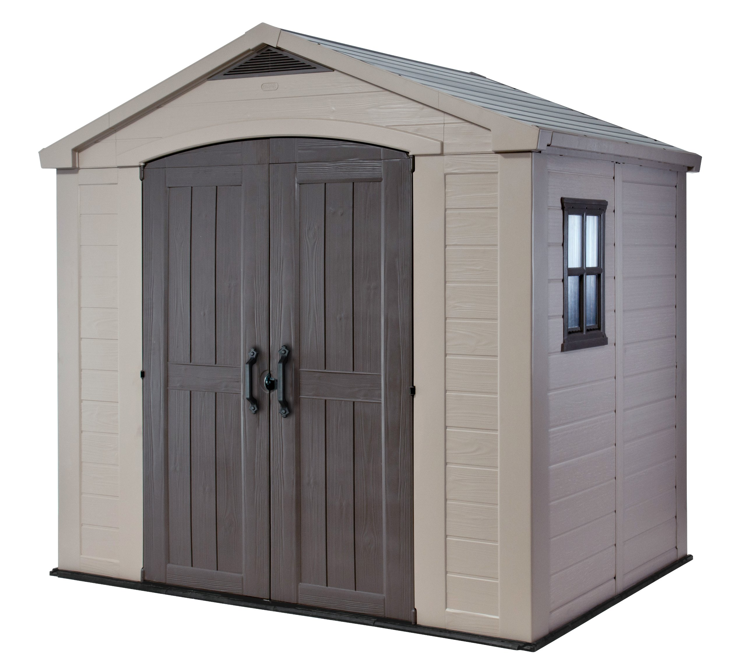 storage sheds outdoor rubbermaid weather resin kp shed x plastic under c all manor horizontal keter