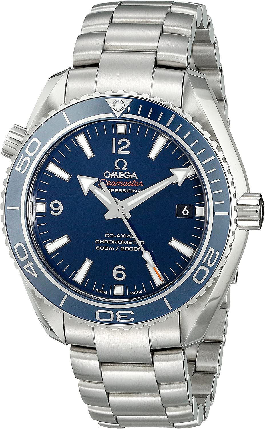 Omega Seamaster Planet Ocean 600m Co-Axial 42mm Titanium Chronometer 232.90.42.21.03.001