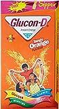 Glucon-D Instant Energy - 1 kg (Orange) with Free Sipper Bottle