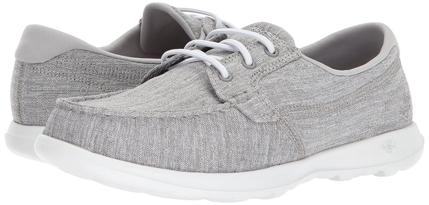 Skechers Women's Go Walk Lite 15433 Wide Boat Shoe
