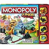 Monopoly- Junior Electronico (Versión Española) (Hasbro E1842105): Amazon.es: Juguetes y juegos