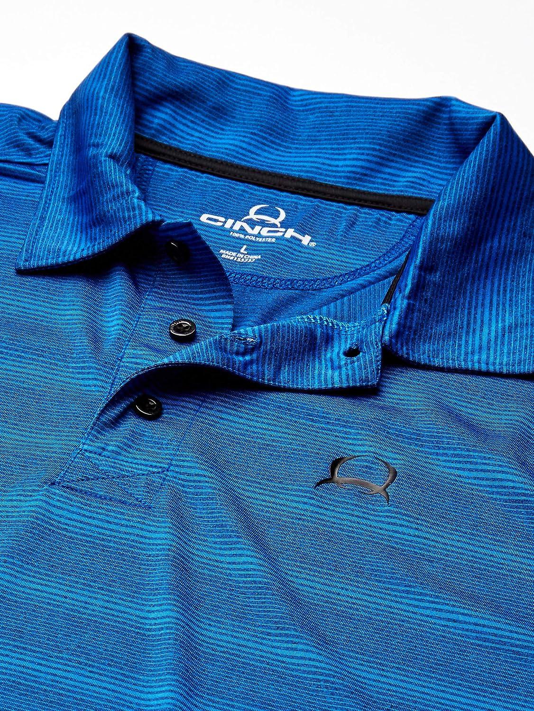 Cinch Mens Arenaflex Polo Shirt
