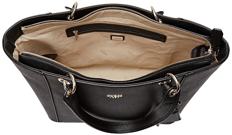 Guess - Hwvg6691230, Shoppers y bolsos de hombro Mujer, Negro (Nero), 15x26.5x42 cm (W x H L): Amazon.es: Zapatos y complementos
