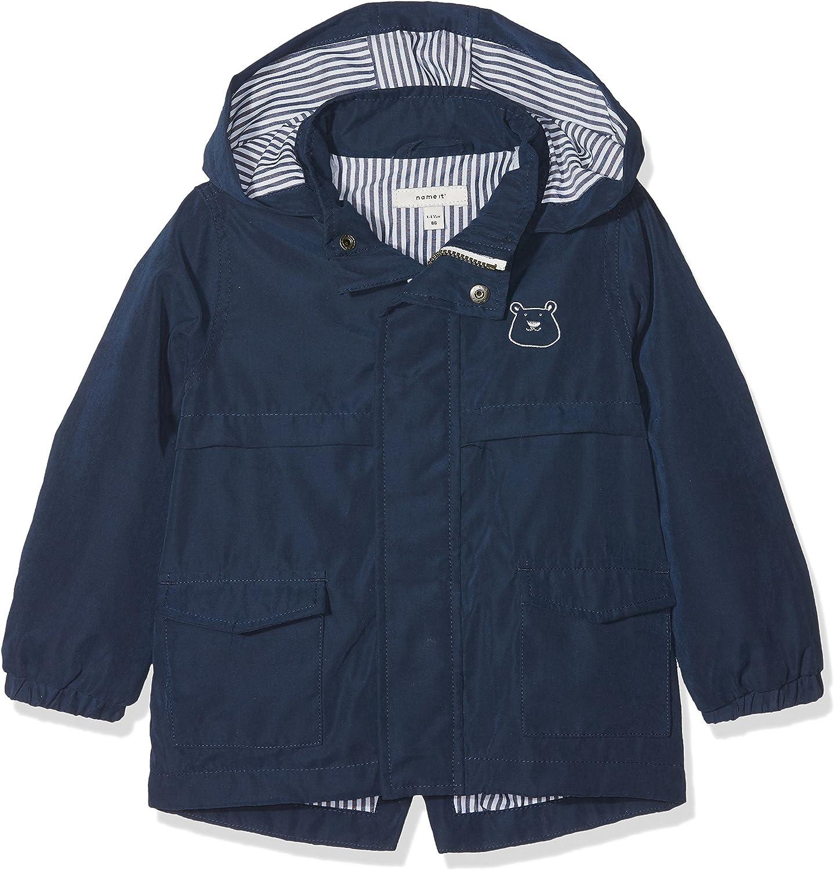 NAME IT Baby-Jungen Nbmmalle Jacket Jacke