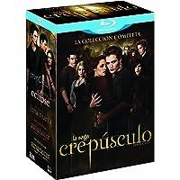 Crepúsculo La Saga [Blu-ray]