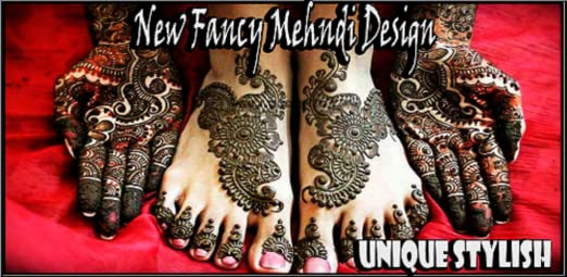 Amazon Com Fancy Mehndi Design Unique Stylish Appstore For Android