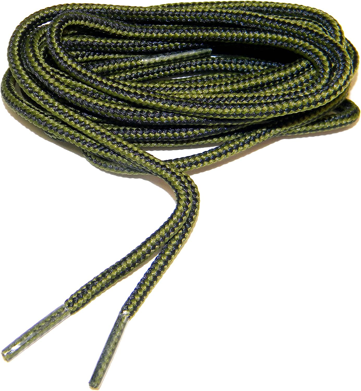 Heavy Duty Round Rugged Wear Shoelaces