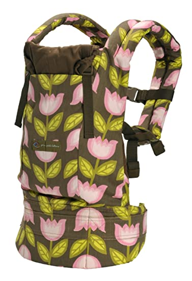 cbb1062548c Amazon.com   ERGO Baby Organic Carrier Petunia Pickle Bottom - Heavenly  Holland   Child Carrier Front Packs   Baby