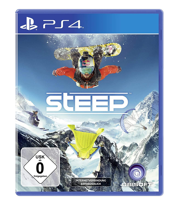 Steep PS4 Xbox One PC amazon