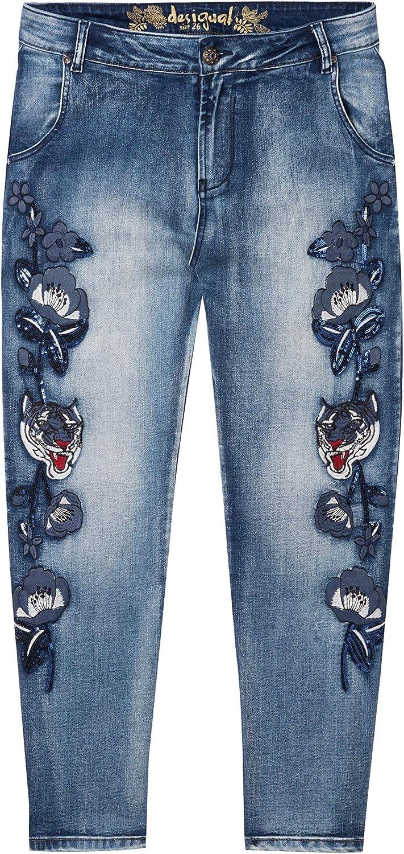 Desigual Boyfriend Jeans Amy