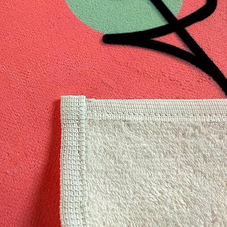 Lolapix Toalla Personalizada Algodón con Foto, Diseño o Texto. Varios Tamaños.70x140cm.: Amazon.es: Hogar