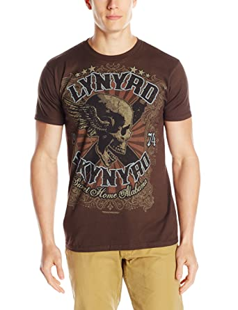 de3dc17165eba1 Liquid Blue Men s Lynyrd Skynyrd Sweet Home Alabama Short Sleeve T-Shirt