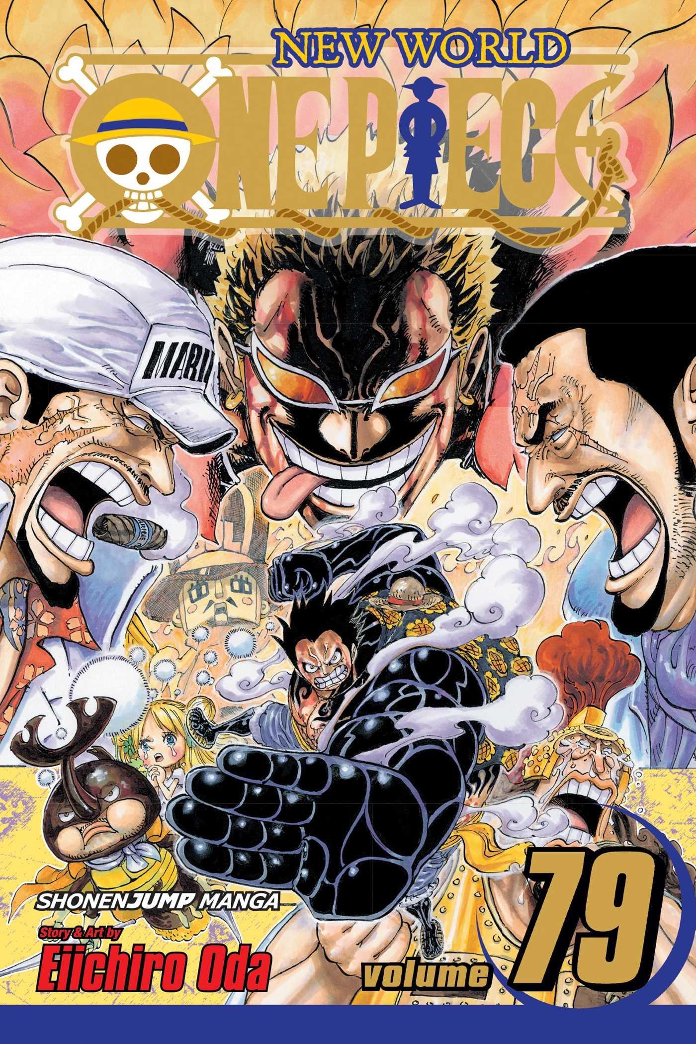 One Piece, Vol. 79 pdf epub