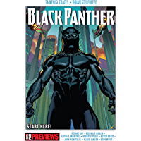 Black Panther Start Here! (Marvel Previews) (English Edition)