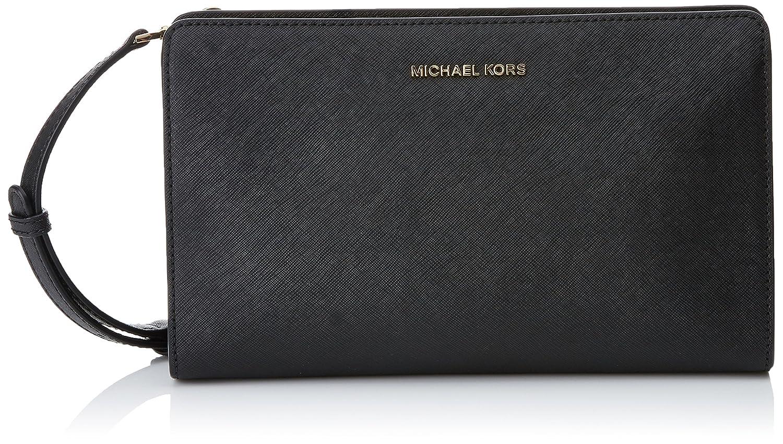 MICHAEL Michael Kors Women s Large Cross Body Clutch 218e673ca97ca