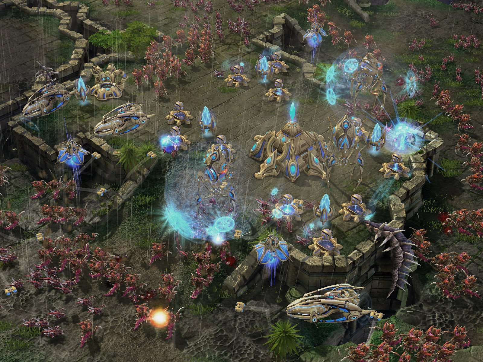 Starcraft II: Wings of Liberty Collector's Edition - PC by Blizzard Entertainment (Image #5)