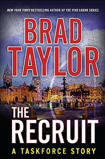 The Recruit A Taskforce Story Kindle Single