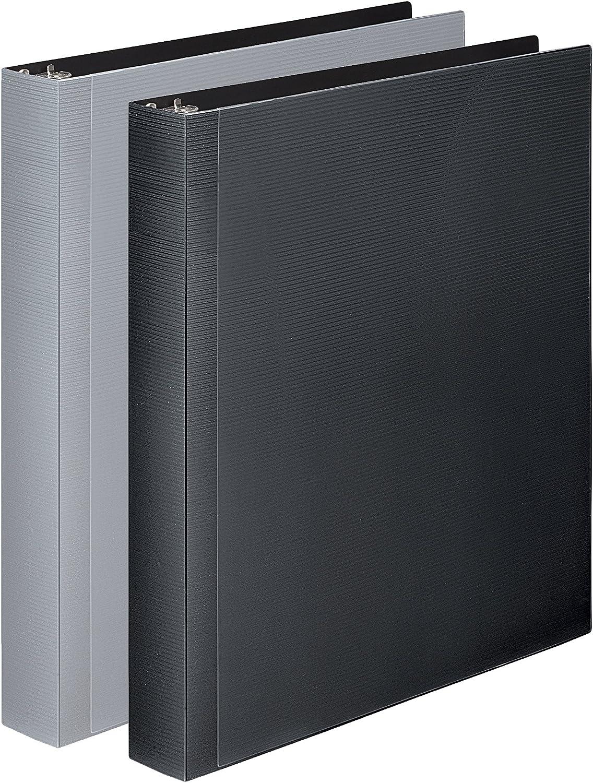 Wilson Jones View Binder Metallic Poly Presentation 1 Binder Assorted-Color Varies Premium 1 W88211B