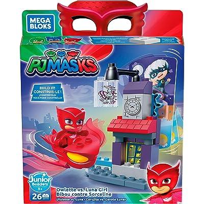 PJ Masks Owlette Vs. Luna Girl: Toys & Games [5Bkhe1200922]