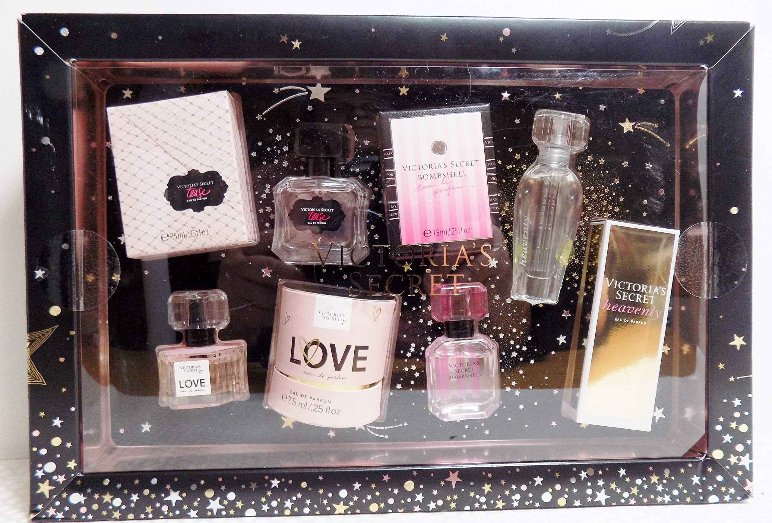 c988e043fe Amazon.com   Victoria s Secret Eau De Parfum Gift Set - .25 oz in Love