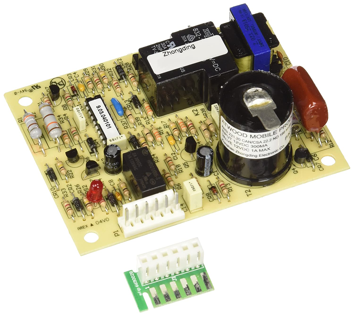 91SJ70YT1AL._SL1500_ dinosaur electronics uib s small universal ignitor board amazon  at pacquiaovsvargaslive.co