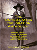 The United States Exploration Anthology (Bybliotech Discovery Book 6)