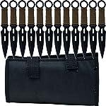 Whetstone Cutlery 25-9044 'S S-Force Kunai's 12 Set Knives