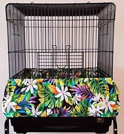 Tiare Dreamscape Penn Seed Seed Guard and Catcher Bird Cage Skirt