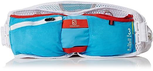 4 opinioni per Salomon S-Lab Adv Skin 3 Belt Blue Line- Zaino, Unisex, Blu, NS